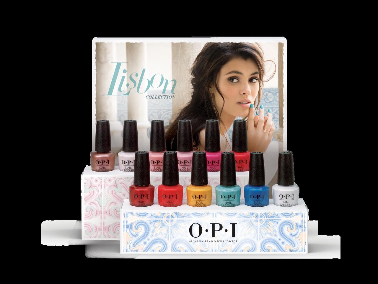 OPI - Lisbon - Nail Lacquer Edition A - DCL01 - Princess Nail Supply
