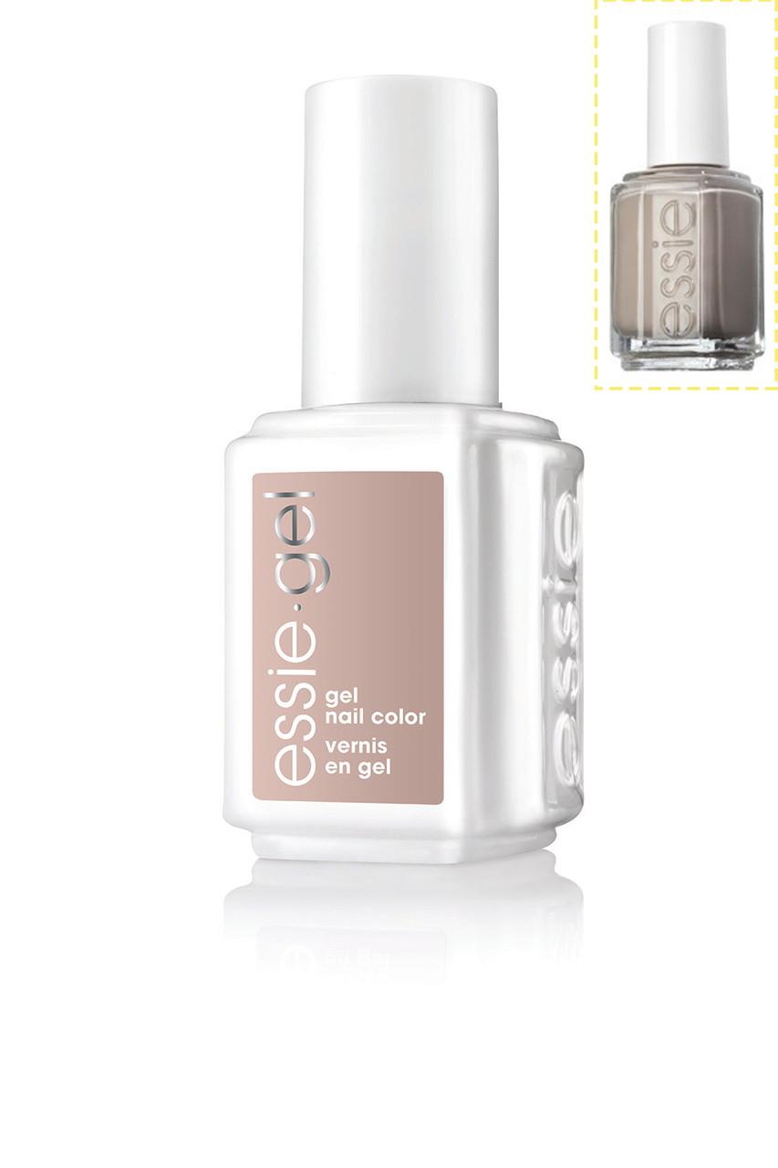 Essie Gel + Lacquer - #745G #745 Sand Tropez - Princess Nail Supply
