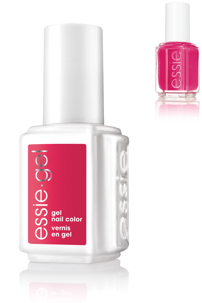 Essie Gel + Lacquer - #871G #871 Haute in the Heat - Princess Nail ...