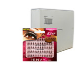 iENVY Eyelash Extenstions, Ultra Black Long #KPE03UB, Case of 36 packs  (On Sale)