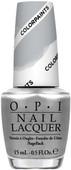 OPI - Color Paints - Silver Canvas 0.5 oz - NLP19