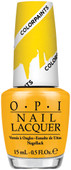 OPI - Color Paints - Primarily Yellow 0.5 oz - NLP20