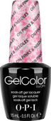 OPI GelColor - #GCA71 - On Pinks & Needless - Brights Collection (D) .5 oz