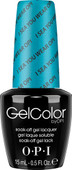 OPI GelColor - #GCA73 - I Sea You Wear OPI! - Brights Collection (D) .5 oz