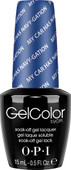 OPI GelColor - #GCA76 - My Car has Navy-gation - Brights Collection (D) .5 oz