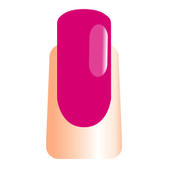 WaveGel Matching S/O Gel & Nail Lacquer - W0251 Miranda .5 oz