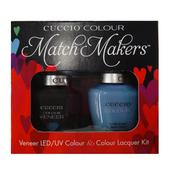Cuccio Match Makers, Colour Cruise -All Tide Up!  #6190