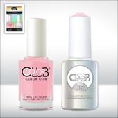 Color Club Gel Duo Pack, LITTLE MISS PARIS GEL937