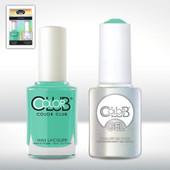Color Club Gel Duo Pack, AGE OF AQUARIUS GELAN04