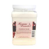 Keyano Manicure & Pedicure, Cranberry Scrub 80 oz