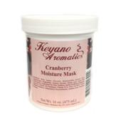 Keyano Manicure & Pedicure, Cranberry Moisture Mask 16oz