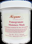 Keyano Manicure & Pedicure, Pomegranate Moisture Mask 16oz