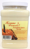 Keyano Manicure & Pedicure, Pumpkin Spice Scrub 80 oz