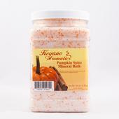 Keyano Manicure & Pedicure, Pumpkin Spice Mineral Bath 64oz