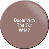 WaveGel Matching S/O Gel & Nail Lacquer - Boots With The Fur .5 oz WG147