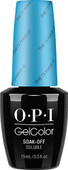 OPI GelColor - #GCBA1 - The I's Have It - Alice in Wonderland Collection (D) .5 oz