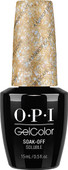 OPI GelColor - #GCBA6 - A Mirror Escape - Alice in Wonderland Collection (D) .5 oz