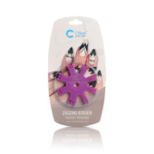 20% Off Chisel Nail Art - Zigzag Edger Purple