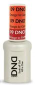 DND Mood Gel - MC09 Orange to Garnet
