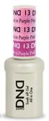 DND Mood Gel - MC13 Pretty Pink to Purple