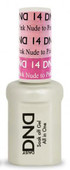 DND Mood Gel - MC14 Nude to Pink Nude