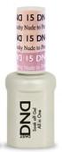 DND Mood Gel - MC15 Nude to Peachy Nude