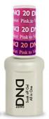DND Mood Gel - MC20 Pink to Violet
