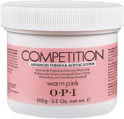 Competition Powders, Warm Pink 3.52oz