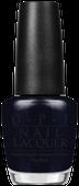 OPI Lacquer - #HRH03 - BLACK DRESS NOT OPTIONAL .5 oz