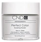 CND Perfect Color Sculpting Powder - Natural Sheer 3.7 oz