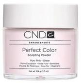 CND Perfect Color Sculpting Powder - Pure Pink Sheer 3.7 oz