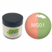 SNS Powder Color 1 oz - #MS01