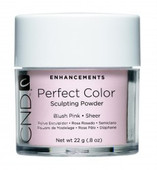 CND Perfect Color Sculpting Powder - Blush Pink Sheer 0.8 oz