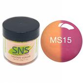 SNS Powder Color 1 oz - #MS15
