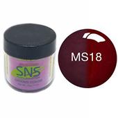 SNS Powder Color 1 oz - #MS18
