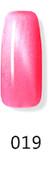 NICo Cateye 3D Gel Polish 0.5 oz - Color #019
