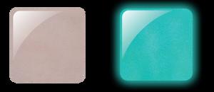 Glam & Glits Powder 1 oz - GLOW ACRYLIC - GL2005  LIGHT UP YOUR LIFE (CREAM)