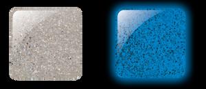 Glam & Glits Powder 1 oz - GLOW ACRYLIC - GL2015  WHY SO SIRIUS? (GLITTER)