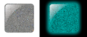 Glam & Glits Powder 1 oz - GLOW ACRYLIC - GL2016  HALO (GLITTER)