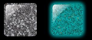 Glam & Glits Powder 1 oz - GLOW ACRYLIC - GL2024  MAGNA (GLITTER)