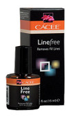 Cacee Line Free-Removes Fill Lines .5oz