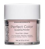 CND Perfect Color Sculpting Powder - Pure Pink Sheer 0.8 oz
