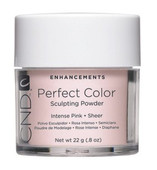 CND Perfect Color Sculpting Powder - Intense Pink Sheer 0.8 oz