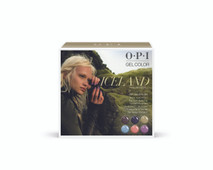 OPI GelColor - Iceland - Add-On Kit #2 - GC857- 6pc