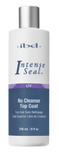 IBD Intense Seal UV No Cleanse Top Coat 8 oz
