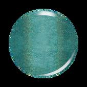 Kiara Sky Gel + Lacquer - HOLO, FANTA-SEA GREEN #914