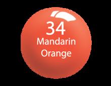 SNS Lacquer Matching 0.5 oz - #034 MANDARIN ORANGE