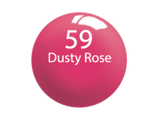 SNS Lacquer Matching 0.5 oz - #059 DUSTY ROSE