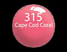 SNS Lacquer Matching .5oz, CAPE COD CORAL #315