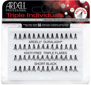 Ardell Duralash Naturals - Triple Individual  - Short Black
